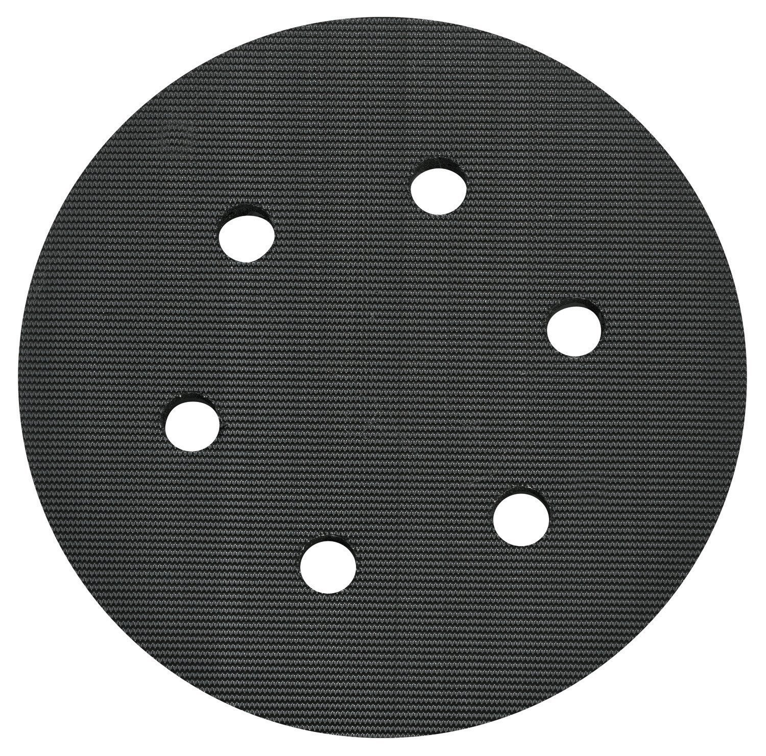 PORTER-CABLE 18001 6-Inch 6-Hole Hook and Loop Standard Pad for 7336 and 97366 Random Orbit Sander by PORTER-CABLE