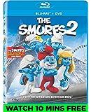 The Smurfs 2 (Blu-ray + DVD + UltraViolet Digital Copy)