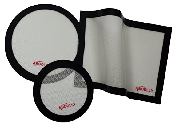 Lámina de horno - Esterilla silicona horno - 3 piezas: Amazon.es ...