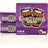 Double Barrel Cold Water Surf Wax in Coconut Scent (Choose 3 or 5 Bars)