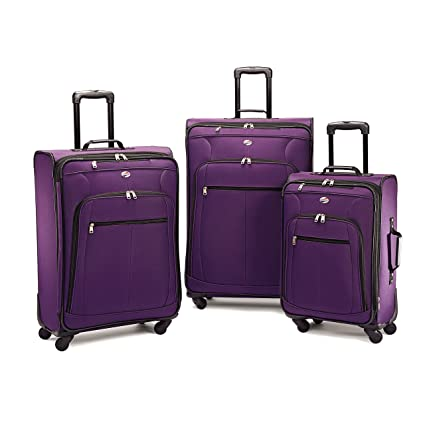 Amazon.com: American Tourister Pop Plus - Maleta (set de 3 ...