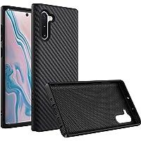 RhinoShield SolidSuit Schutzhülle für Samsung Note 10, Carbon Fiber Texture