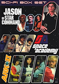 Amazon com: Space Academy: The Complete Series: Jonathan Harris