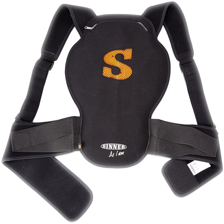 Sinner D3O Soft-Rückenprotektor Castor