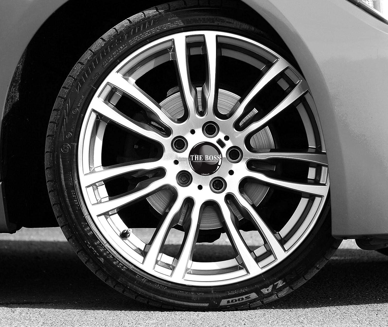 4/x 60/mm Silicona Buje tapas tapas The Boss Plata Llanta Tapa Buje de rueda Tapacubos Tapa Buje Tapa Auto tuning a 167