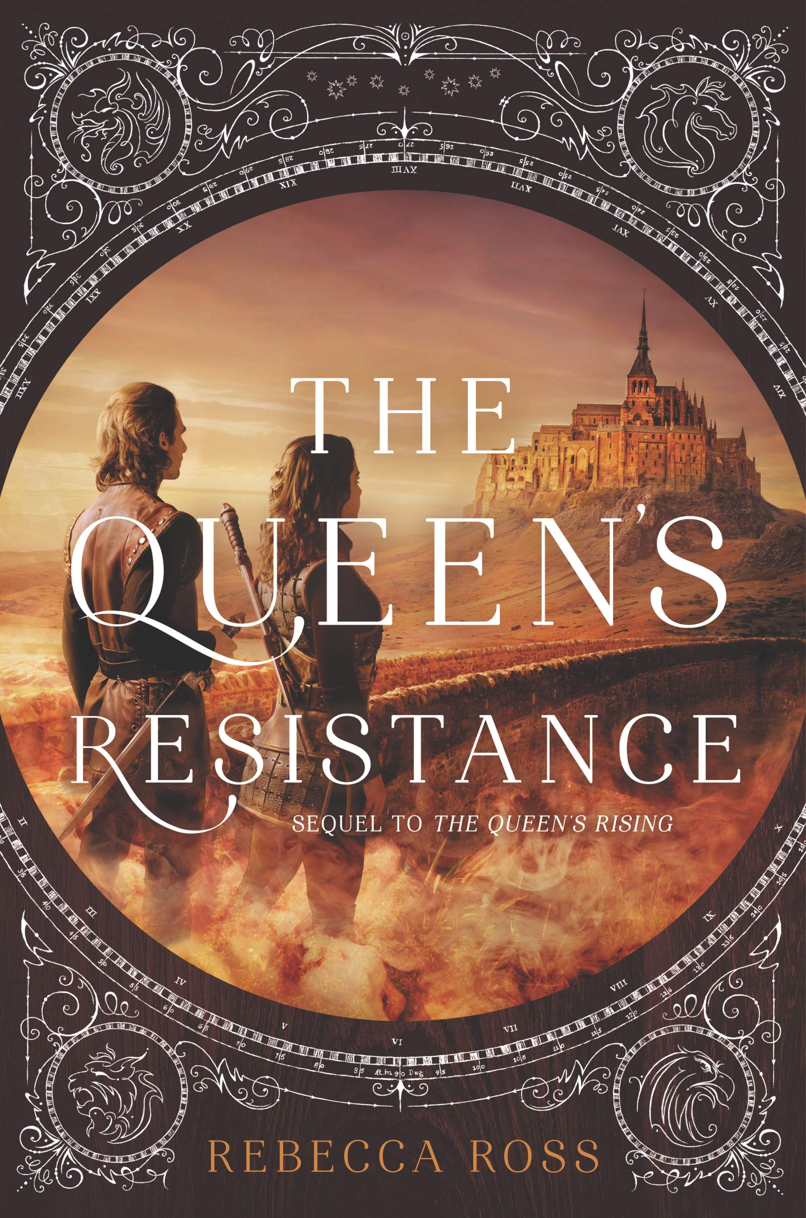 The Queen's Resistance (The Queen's Rising) por Rebecca Ross