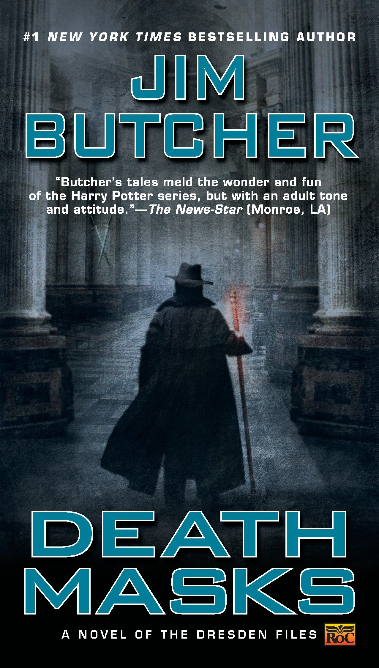 Amazon.com: Death Masks (Dresden Files) (9780451459404): Jim Butcher: Books