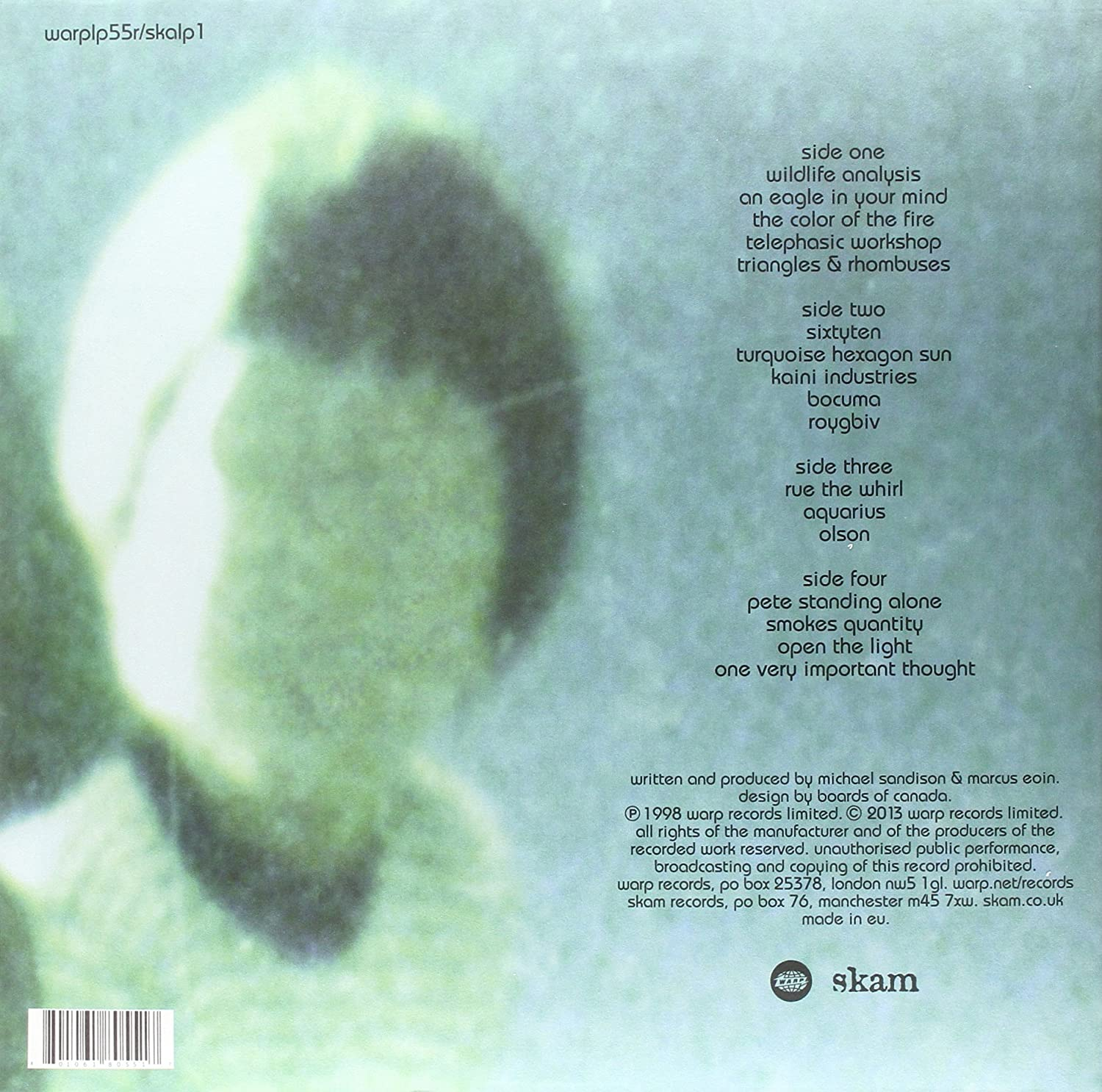 boards of canada discography 320