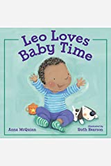 Leo Loves Baby Time Hardcover