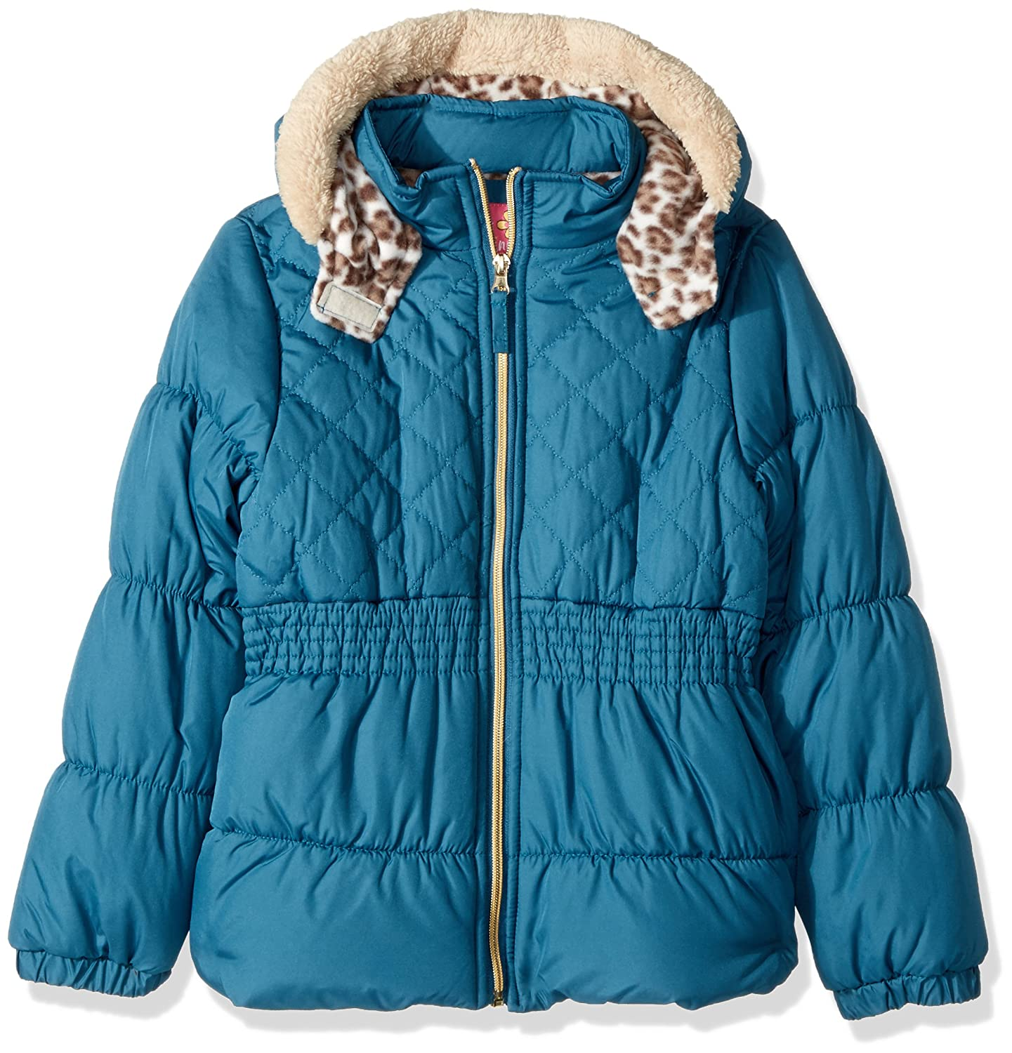 Pink Platinum Girls' Cool Quilted Puffer 94494