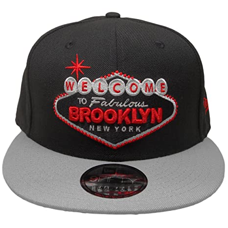 NEW ERA CAPCO. Gorro personalizado con diseño de Brooklyn New Era ...