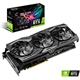 Asus ROG STRIX GeForce RTX 2080TI Overclocked 11G GDDR6 HDMI DP 1.4 USB Type-C Gaming Graphics Card (ROG-STRIX-RTX-2080TI-O11G)