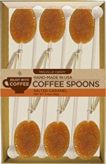 product image for Melville Candy Salted Caramel Coffee Spoons