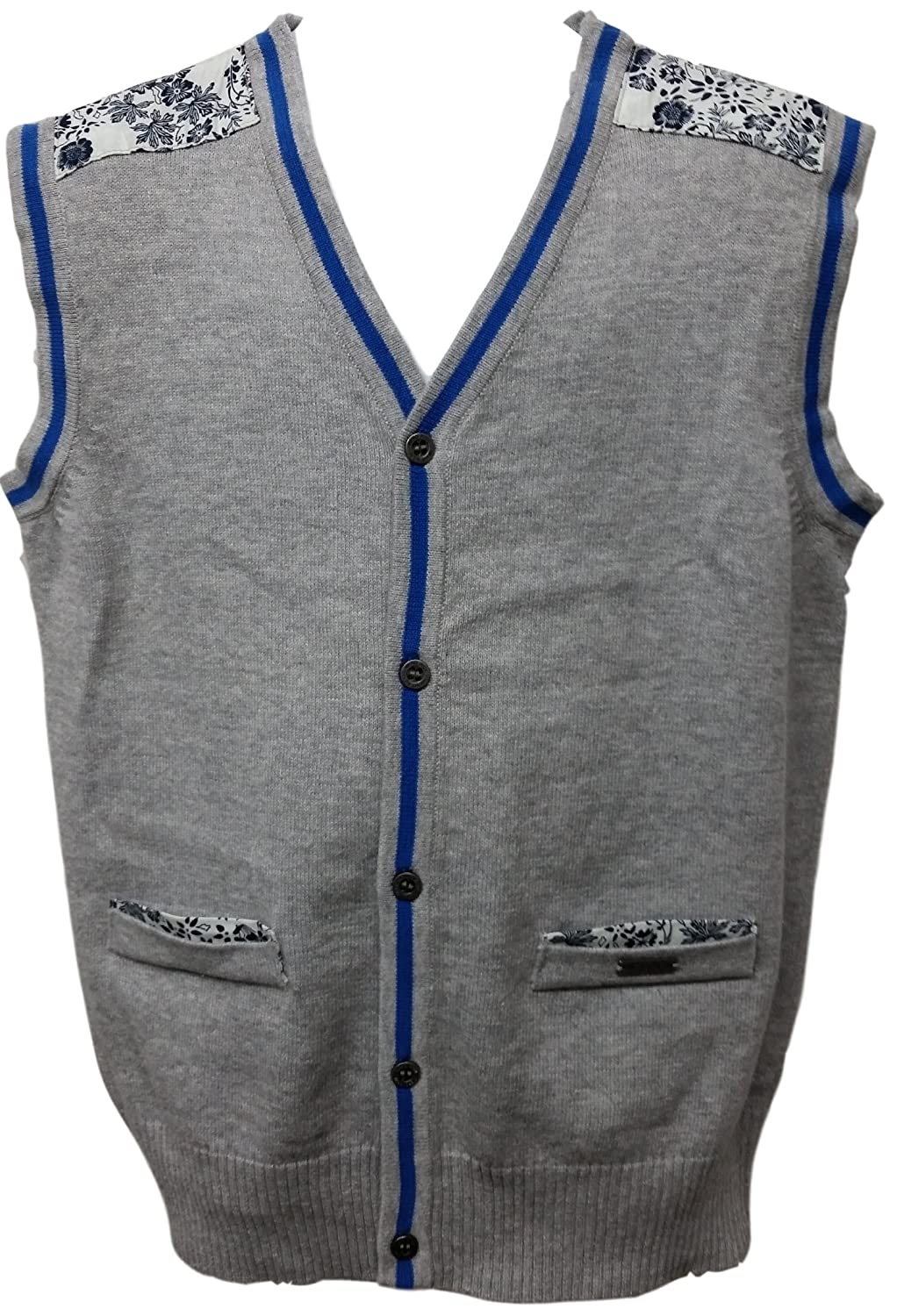 Viero Richi Boy's Sweater Vest 100% Cotton 2293G