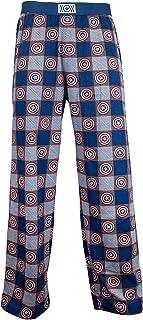 Marvel Mens Captain America Lounge Pants