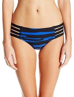 f903055ea37c0 Amazon.com: Seafolly Women's Strappy Side High Waisted Bikini Bottom ...