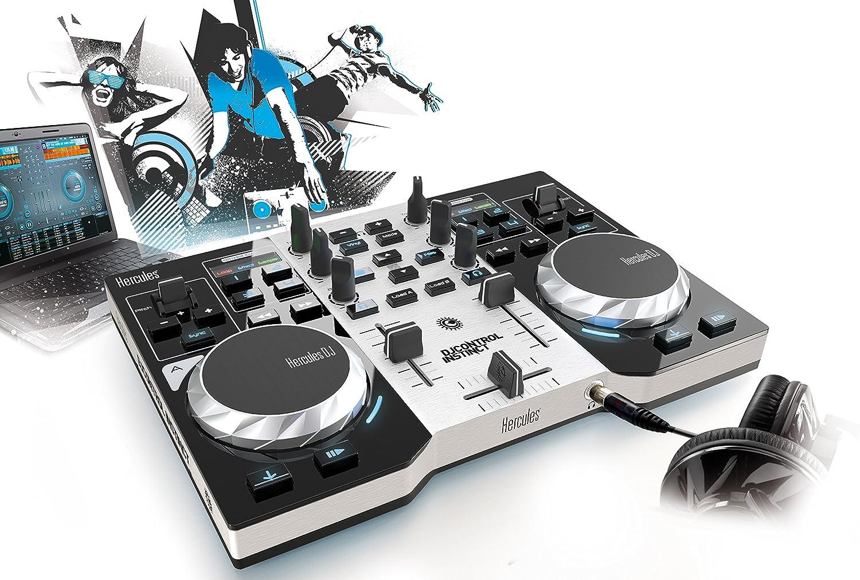 Hercules 4780833 - Controlador DJ (USB, 1.5 GHz, 1 GB), color ...