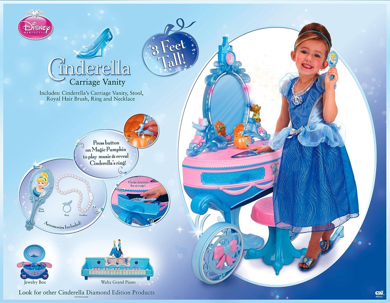 Disney Princess Vanity Set With Stool Www Topsimages Com