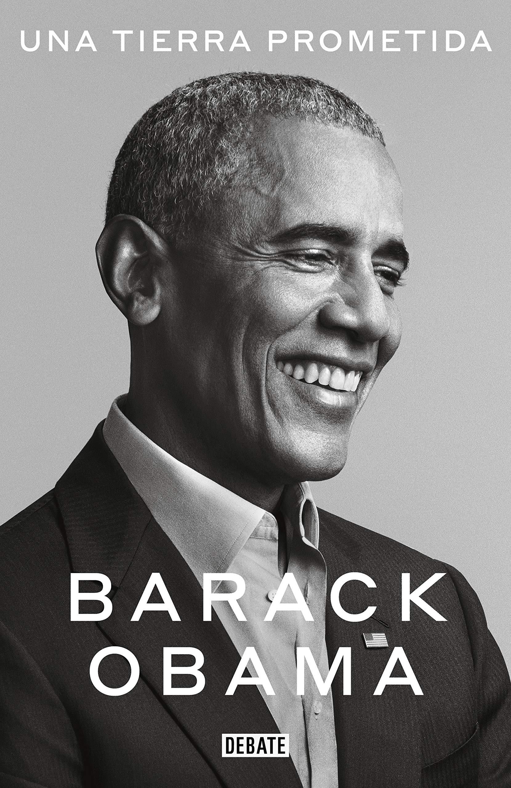 Una tierra prometida (Biografías y Memorias) : Obama, Barack ...
