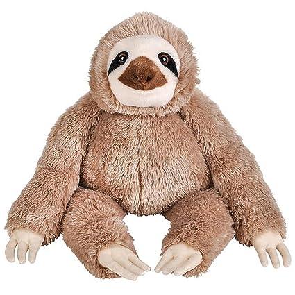 Amazon Com Animal Den 14 Sloth Plush Toy Toys Games