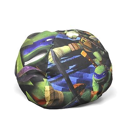 """Nickelodeon Teenage Mutant Ninja Turtles Nylon Toddler Bean Bag, 60"""": Toys & Games"""