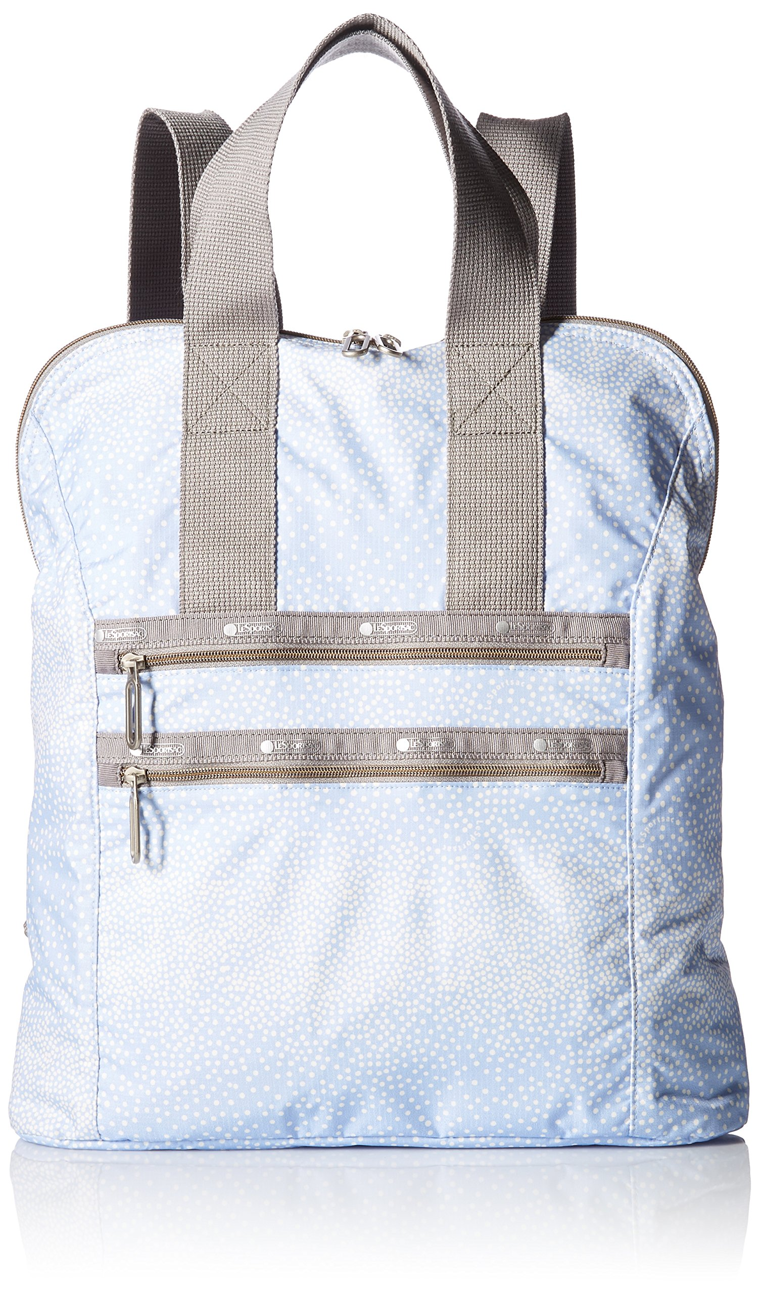 LeSportsac Women's Essential Commuter Backpack, Sprinkle Dots Sky C by LeSportsac
