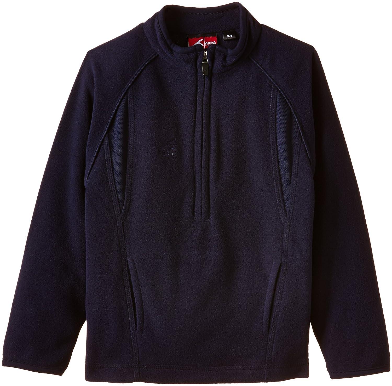 AKOA Unisex Microfleece Long Sleeve Track Jacket