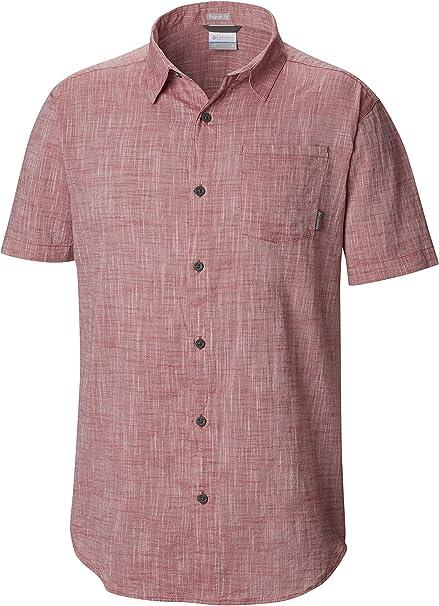 Columbia Under Exposure Yarn Dye Short Sleeve Shirt