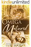 Omega Matured: M/M Shifter M/Preg Romance (Northern Lodge Pack Book 5)