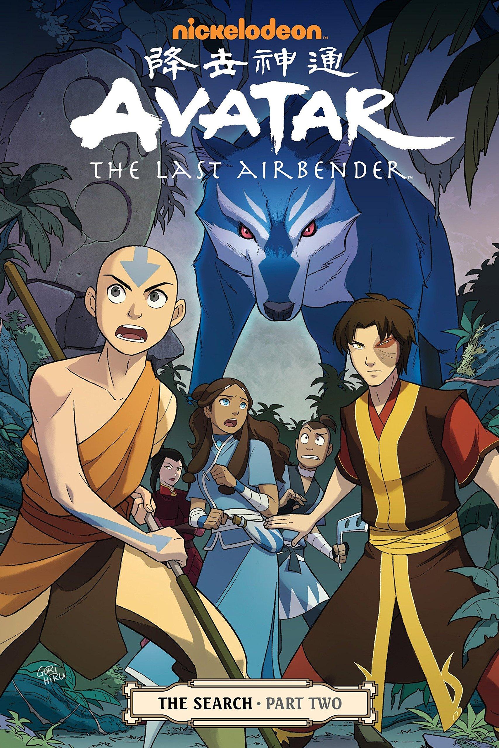 Avatar: The Last Airbender: The Search, Part 2 Paperback – July 23, 2013 Gene Luen Yang Michael Dante DiMartino Bryan Konietzko Dave Marshall