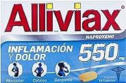 Alliviax tabletas 10 tabletas