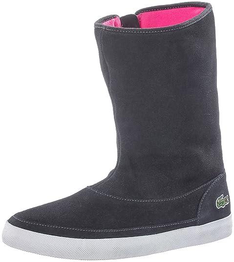 USA billig verkaufen heiße Produkte super günstig im vergleich zu Lacoste Damen ECHT Leder Stiefel BONETTE Boots 726SPW41161Z4 ...