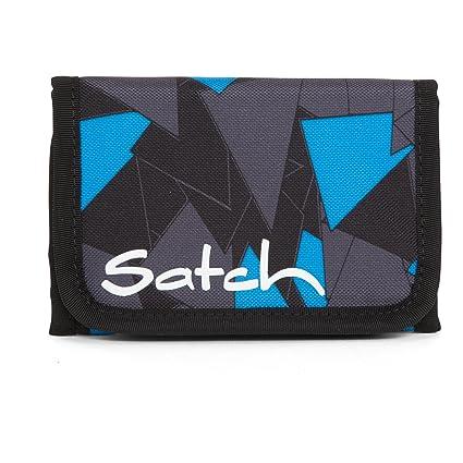 Wählen Sie für echte jetzt kaufen weltweit bekannt Satch Geldbeutel Blue Triangle 9D6 dreiecke blau