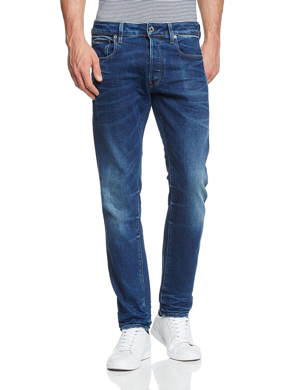 G-STAR Herren 3301 Slim Jeans
