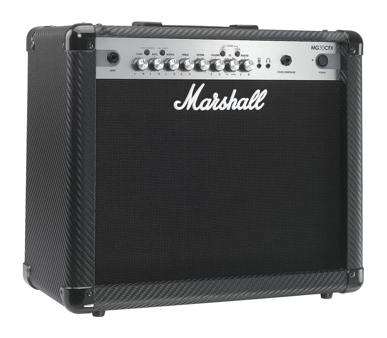 Amazon.com: Marshall MG30CFX MG Series 30-Watt Guitar Combo Amp: Musical  Instruments