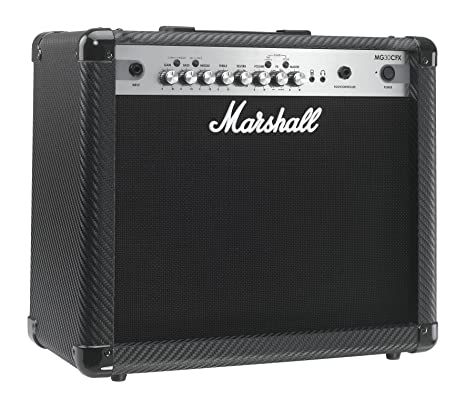 Marshall MG30CFX - Amplificador combo 30 w efectos mma: Amazon.es: Instrumentos musicales