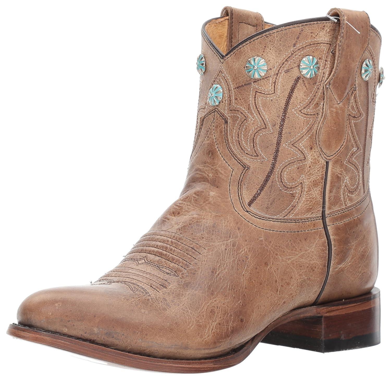 Roper Women's Wanda Western Boot B06WWNT617 6 D US|Tan