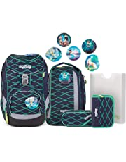 Ergobag Pack, ergonomischer Schulrucksack, Set 6-teilig, 20 Liter, 1.100 g
