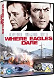 Where Eagles Dare  [1968] [DVD]