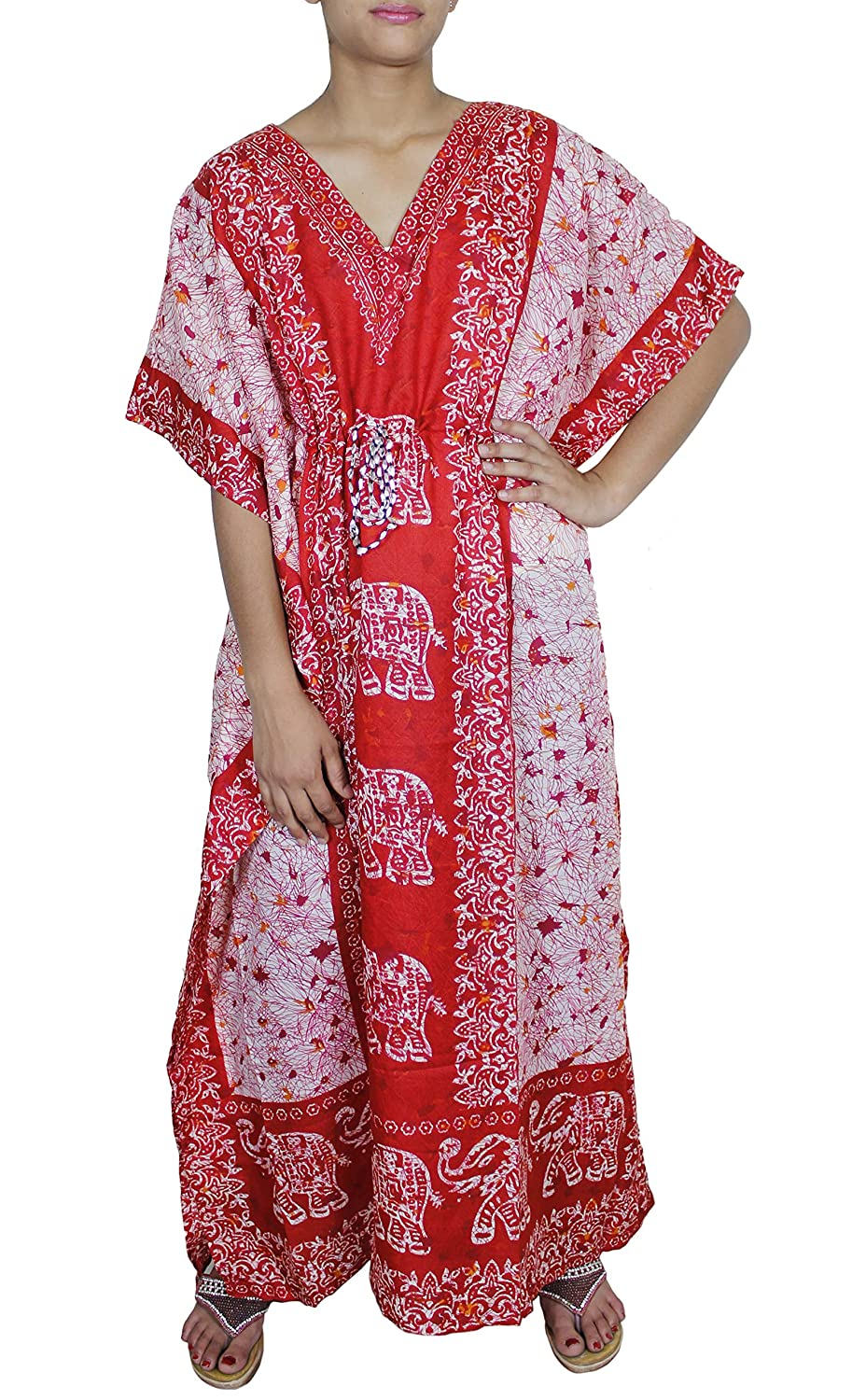 Womens Swimwear Beachwear Bikini Beach Wear Cover up Kaftan Summer Shirt Dress RoyaltyLane RLM-kaftan_long_015