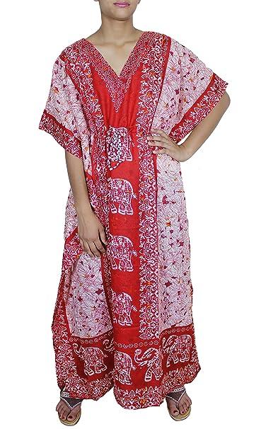 Mujeres de la vendimia de la impresión floral larga playa blusas sueltas cubre para arriba el