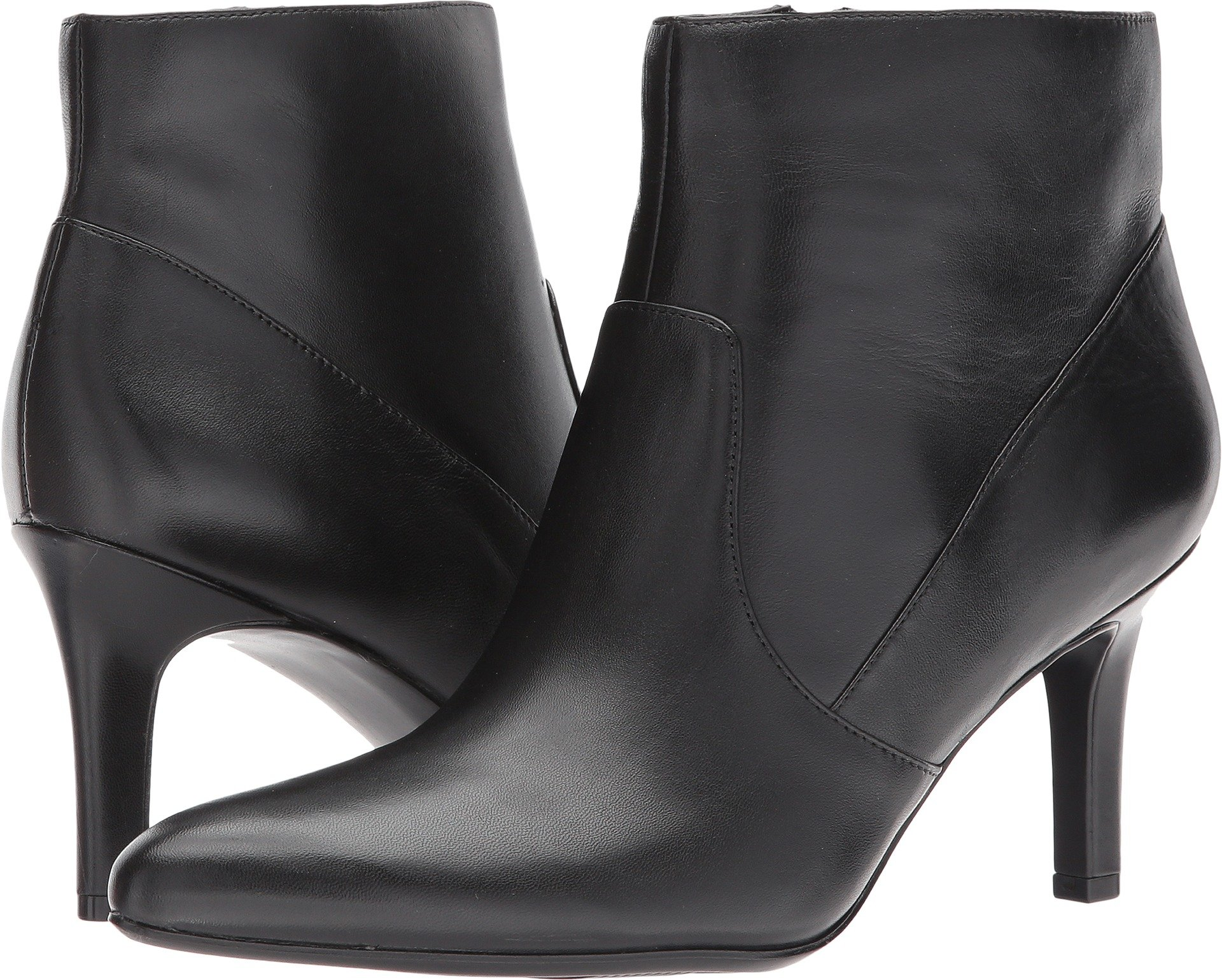 Naturalizer Women's Nadine Black Leather 8 M US by Naturalizer
