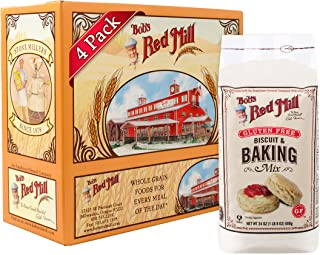 product image for Bob's Red Mill Gluten Free Biscuit & Baking Mix, 24 Ounce (Pack of 4)