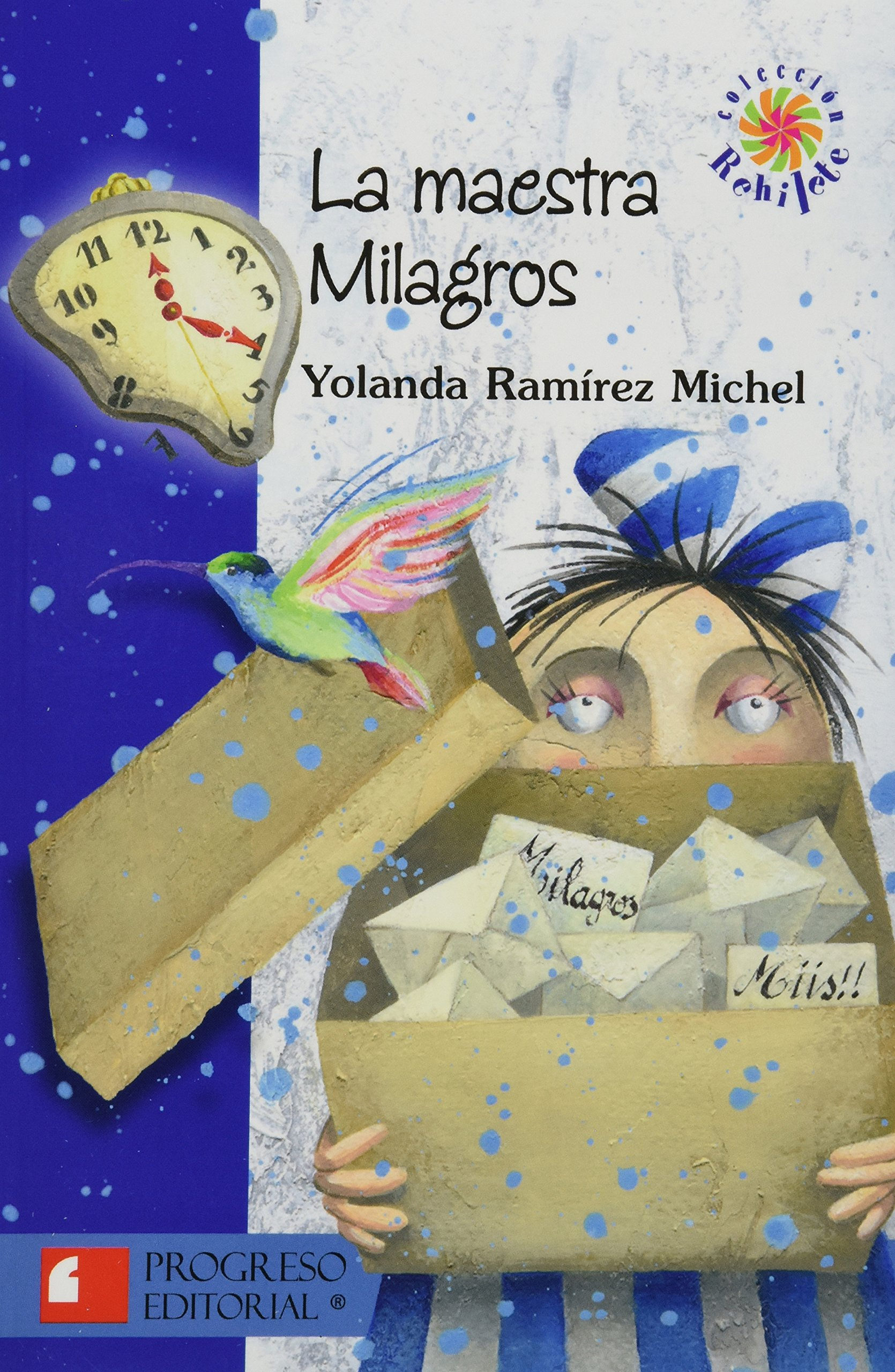 LA MAESTRA MILAGROS (Spanish) Paperback – 2013