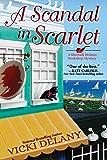 A Scandal in Scarlet: A Sherlock Holmes Bookshop Mystery