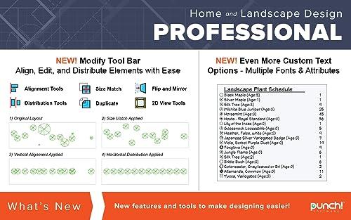 Punch! Home & Landscape Design Professional V20 [Download]