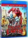 Escape from Planet Earth 3D - Fuyons la Planète Terre [Blu-ray 3D + Blu-ray + DVD + Digital Copy] (Bilingual)