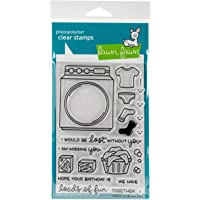 """Lawn Fawn Clear Stamps 4""""x6""""-loads Of Fun"""
