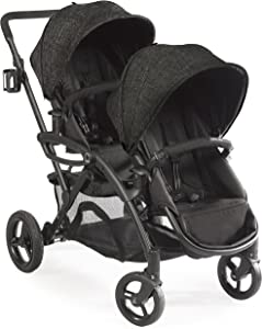 Contours Options Elite Tandem Double Toddler & Baby Stroller Review