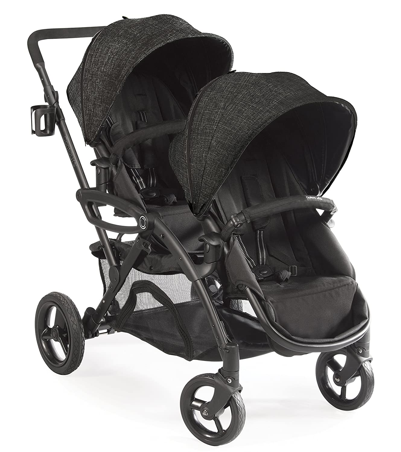 Top 7 Best Tandem Strollers Reviews in 2020 5
